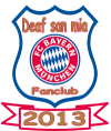DEAF, san mia Fanclub 2013